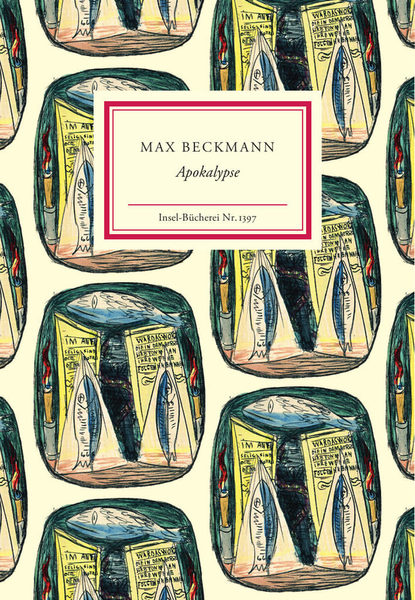 Annette Schavan Buch   Apokalypse von Max Beckmann