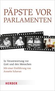 Annette Schavan Buch | Päpste vor Parlamenten